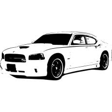Wandtattoo New Dodge