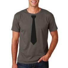 T-Shirt Funshirt Krawatte