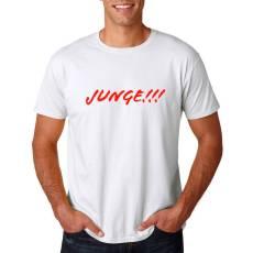 "Fanshirt ""JUNGE!!"""