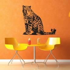 Wandtattoo Afrika Leopard - Nr.5