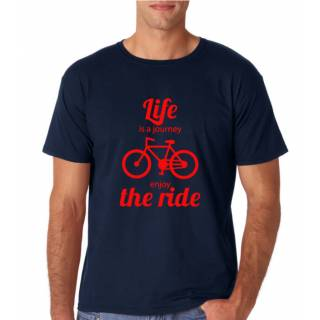 Radshirt life is a journey - enjoy the ride