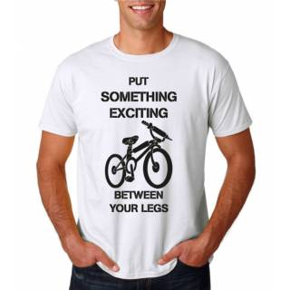Radshirt put something exciting between your legs