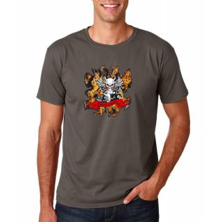 Funshirt Hot Rod Motorwear Garage Shirt