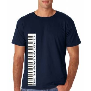 T-Shirt Fanshirt Hammond Orgel Piano