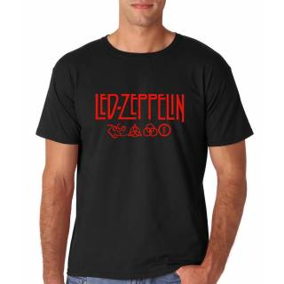 T-Shirt Fanshirt LED ZEPPELIN