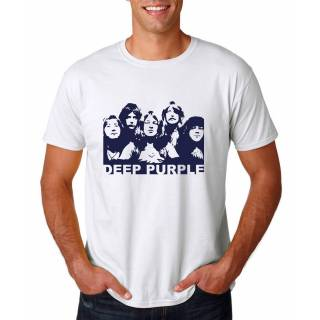 T-Shirt Fanshirt DEEP PURPLE