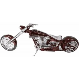 Wandtattoo Wandaufkleber Wallprint Lincoln Custom Chopper