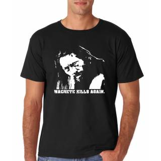 Filmshirt MACHETE KILLS AGAIN Fanshirt