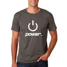 T-Shirt POWER Shirt Funshirt