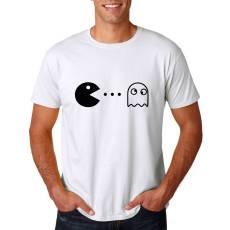 T-Shirt Pacman Retro Shirt Gamer Nerd