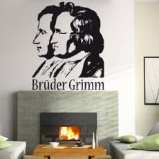 Kinderzimmer Wandtattoo Brüder Grimm