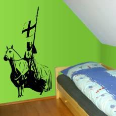 Kinderzimmer Wandtattoo Ritter - Templer