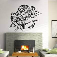 Wandtattoo Afrika Leopard - Nr.2