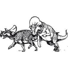 Wandtattoo Dino Kinderzimmer Dinosaurier