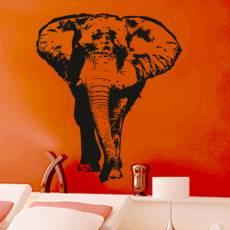 Wandtattoo Tiere Elefant - Nr.2 Afrika XXL