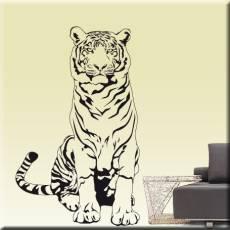 Wandtattoo Tiere Tiger - Nr.2 XXL